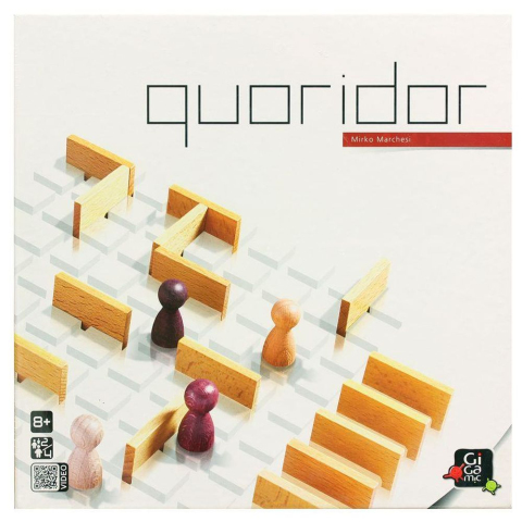 Gigamic Quoridor - verwirrendes Labyrinth