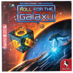 Pegasus Spiele Roll for the Galaxy (deutsch)