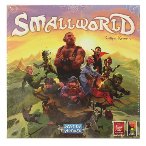 Days of Wonder Small World - Brettspiel (deutsch)