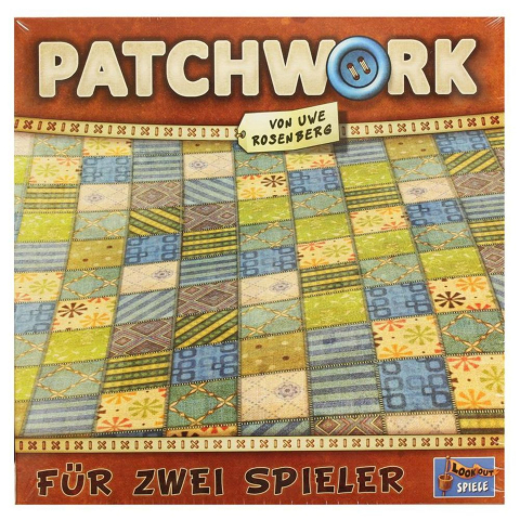 Lookout-Games Patchwork