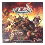 CMON Zombicide Black Plague (deutsch)