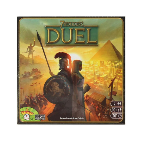 Repos Production 7 Wonders Duell
