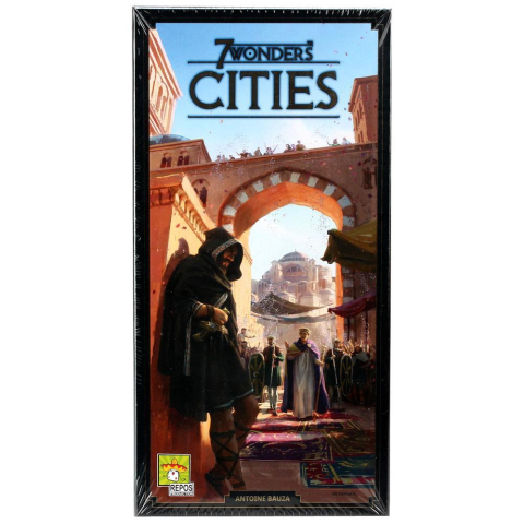 Repos Production 7 Wonders Cities - Erweiterung