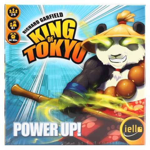 Iello King of Tokyo - Power Up! (2017 Neuauflage - deutsch)