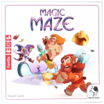 Pegasus Spiele Magic Maze (deutsch)