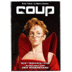 Indie Boards & Cards Coup - Kartenspiel (deutsch)