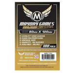 Mayday Standard Magnum Gold Sleeves Hüllen 80x120mm (100...