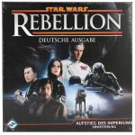 FFG Star Wars Rebellion - Aufstieg des Imperiums...