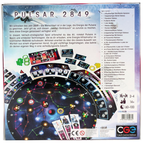 Czech Games Edition Pulsar 2849 (deutsch)