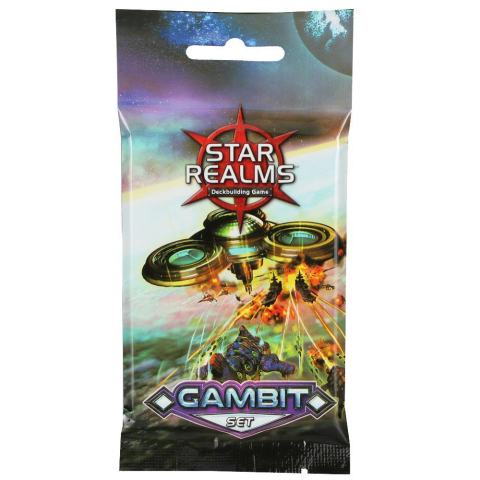 ADC Blackfire Entertainment Star Realms - Gambit Erweiterung (deutsch)