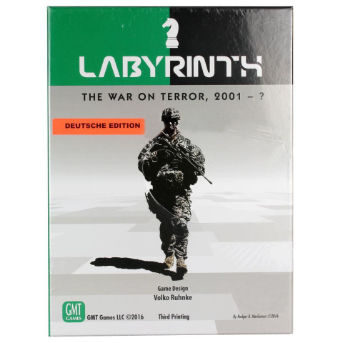 GMT Games Labyrinth - The War on Terror Brettspiel (deutsch)