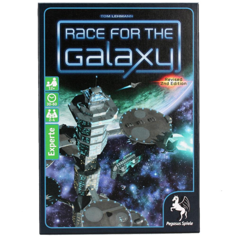 Pegasus Spiele Race for the Galaxy 2.Edition (deutsch)