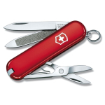 Victorinox Classic Taschenmesser in rot (0.6203)