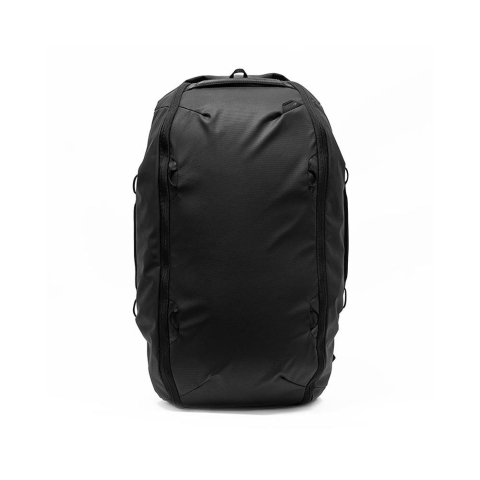 Peak Design Travel Duffelpack Bag 65L Black - Reisetasche mit Rucksackgurten
