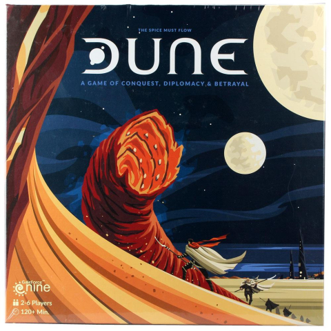 Galeforce Nine Dune Brettspiel (EN)