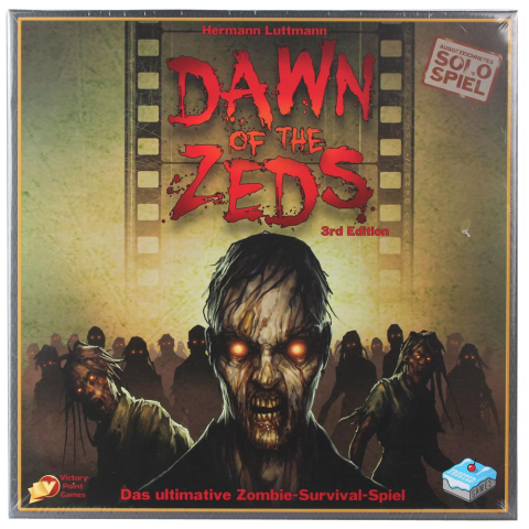 Frosted Games Dawn of the Zeds 3rd Edition (deutsch)