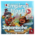 Pegasus Spiele Empires of the North - Japanische Inseln...