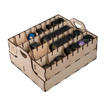 LaserOx Sortiereinsatz War Chest Organizer für War Chest...