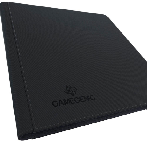 Gamegenic Prime Album 8-Pocket Sammelalbum schwarz