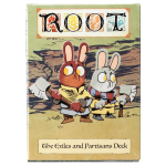 Leder Games Root - The Exiles and Partisans Deck (englisch)