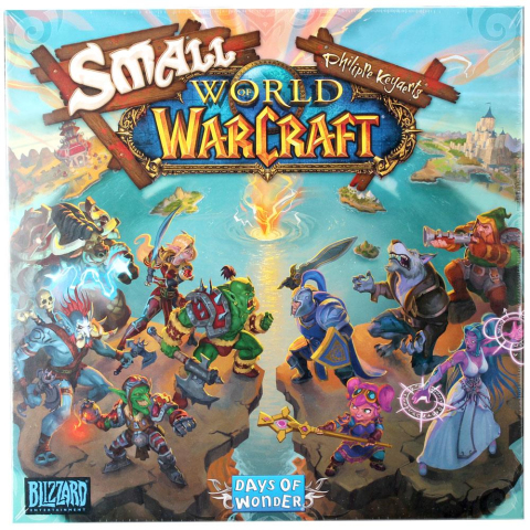 Days of Wonder Small World of Warcraft (deutsch)