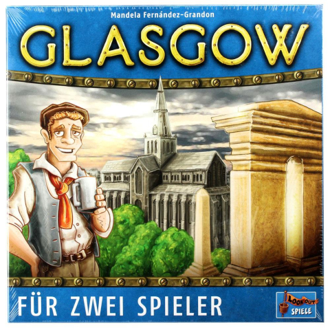 Lookout-Games Glasgow (deutsch)