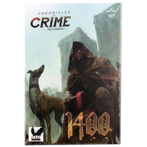 Corax Games Chronicles of Crime - Millennium 1400 (DE)