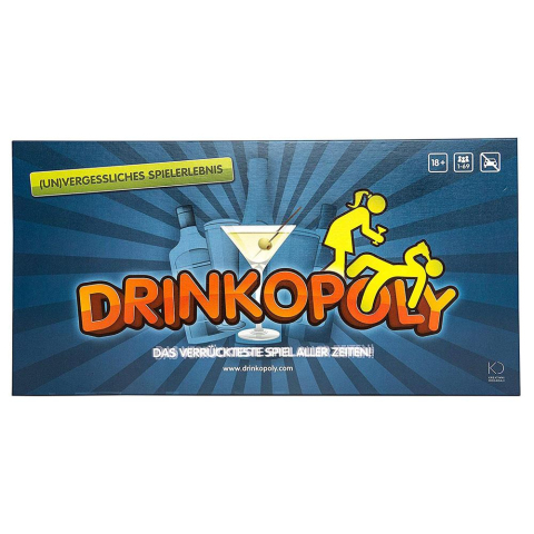 Crazy Dice GmbH Drinkopoly (DE)