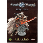 Ares Games Sword & Sorcery - Kroghan Hero Pack...