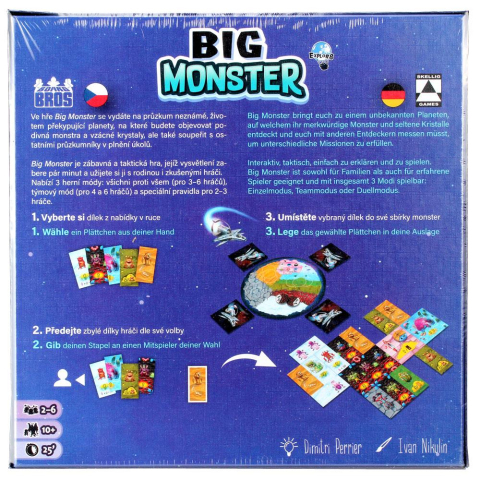 Skellig Games Big Monster (deutsch)