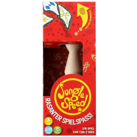 Asmodee Jungle Speed (deutsch)