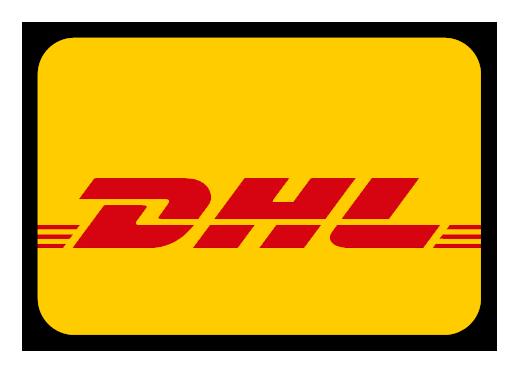 Lieferung mit DHL