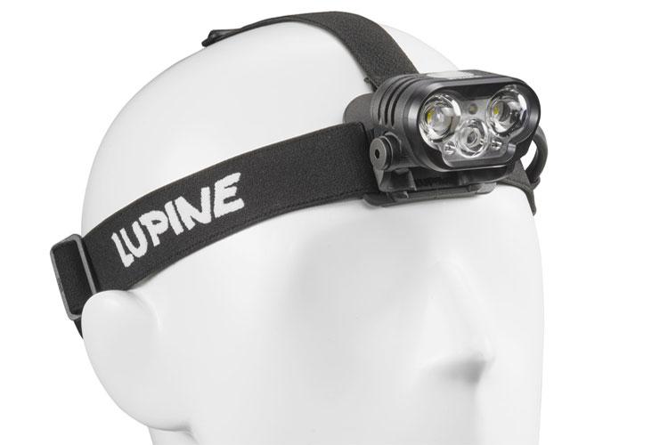 Lupine Blika Stirnlampe