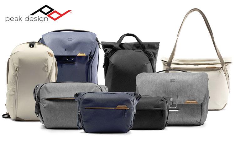 Neu: Peak Design V2 Taschenserie