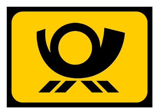 Lieferung mit der Deutschen Post