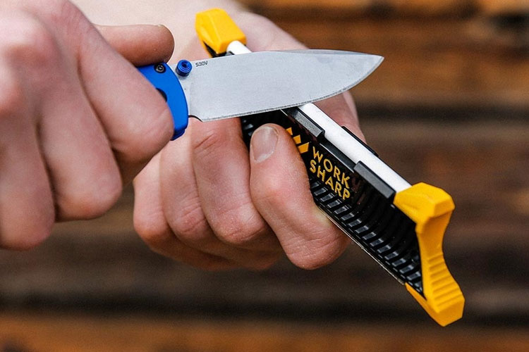 Work Sharp Guided Pocket Sharpener